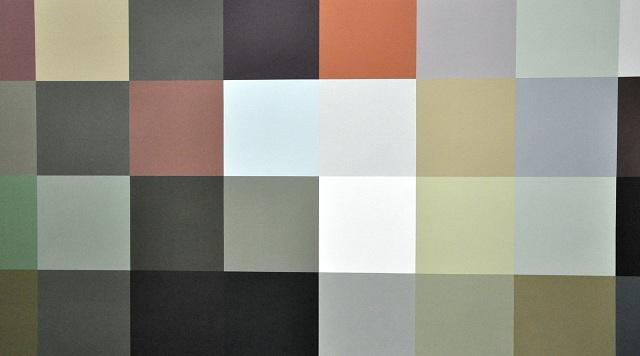 Pixels, Katharina Grosse